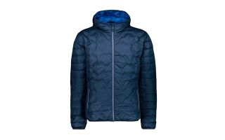 <center><b>CMP</b><br > <em>CHAQUETA HEAT-SEALED QUILTED AZUL</em>