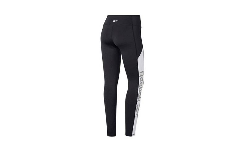 COLLANT WORKOUT READY LOGO NOIR FEMME