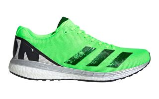 adidas ADIZERO BOSTON 8 GREEN BLACK