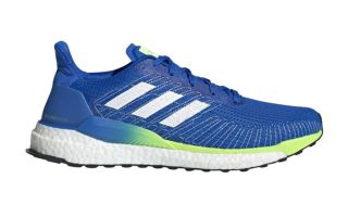 adidas SOLAR BOOST 19 BLUE WHITE