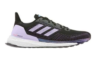 ADIDAS SOLAR BOOST ST 19 NEGRO LILA MUJER EE4321