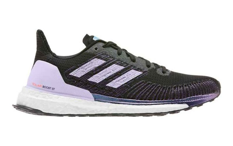 SOLAR BOOST ST 19 NEGRO LILA MUJER EE4321
