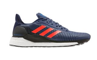 adidas SOLAR GLIDE ST 19 WIDE BLUE BLACK