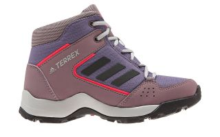 adidas TERREX HYPERHIKER HIKING LILA NERO JUNIOR EF2424