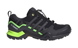 adidas TERREX SWIFT R2 GTX NEGRO AMARILLO FL�OR EF4612