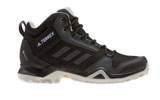 adidas TERREX AX3 MID GTX HIKING BLACK WOMEN