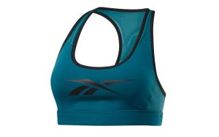 Reebok SPORTS BRA HERO BLUE WOMEN