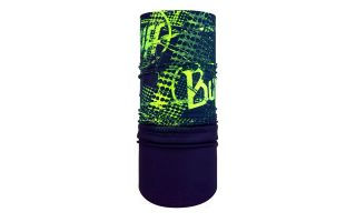 Buff TUBULAR WINDPROOF BLUE NEON YELLOW