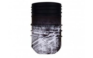 Buff WINDPROOF NECKWARMER CAMALEONIC NEGRO