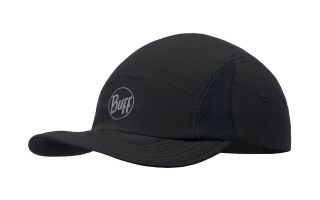 Buff GORRA RUN R-SOLID NEGRO