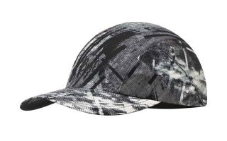 Buff GORRA PRO RUN R-CITY JUNGLE GRIS