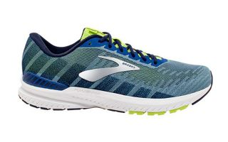 BROOKS RAVENNA 10 AZUL AMARILLO 1102981D429