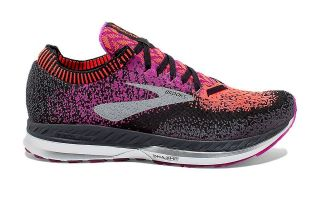 Brooks BEDLAM GRIS FUCSIA MUJER 1202721B080
