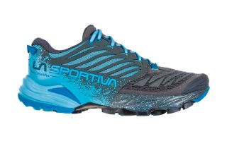 LA SPORTIVA AKASHA GREY BLUE WOMAN