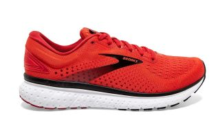 Brooks GLYCERIN 18 ROJO BLANCO 1103291D617