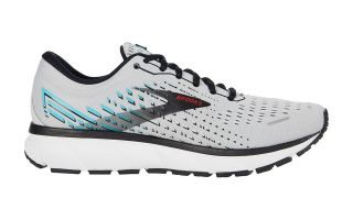 Brooks GHOST 13 BLANCO NEGRO 1103481D029