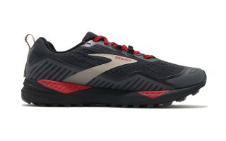 Brooks CASCADIA 15 GTX NOIR ROUGE 1103411D075