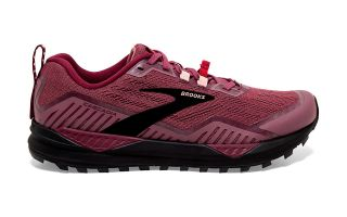 Brooks CASCADIA 15 FUCHSIA WOMAN
