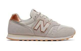 New Balance 373 V2 CLASSIC GRIS BLANCO MUJER WL373CD2