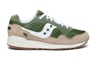 Saucony SHADOW 5000 GREEN BROWN S70404-25