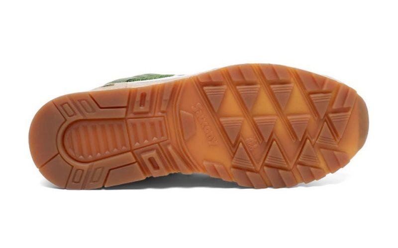 saucony trail marron