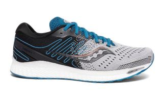 Saucony FREEDOM ISO 3 GREY BLUE