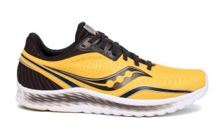 Saucony KINVARA 11 YELLOW BLACK