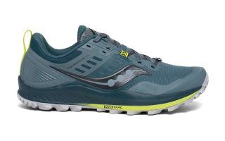 Saucony PEREGRINE 10 BLUE YELLOW