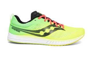 Saucony FASTWITCH 9 YELLOW BLACK