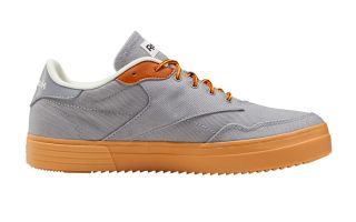 Reebok ROYAL TECHQUE T VULC GRIS MARRON EG5125