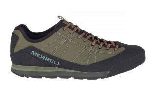 Merrell CATALYST CANVAS GRIS NOIR