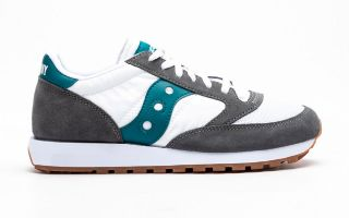Saucony JAZZ ORIGINAL VINTAGE GREY WHITE
