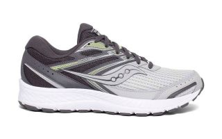 SAUCONY COHESION 13 GREY BLACK