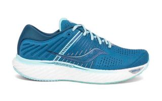 Saucony TRIUMPH 17 BLUE WHITE WOMAN