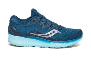 Saucony RIDE ISO 2 AZUL MUJER S10514-25