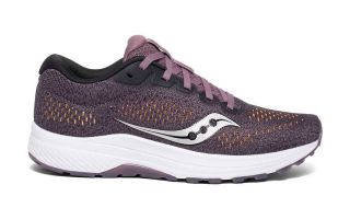 SAUCONY CLARION 2 PURPLE WOMAN