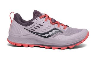 Saucony PEREGRINE 10 LILA MUJER S10556-30