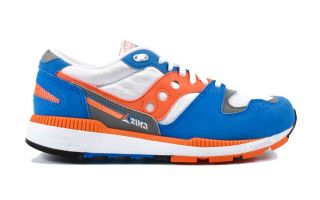 Saucony AZURA BLAU ORANGE S70437-36