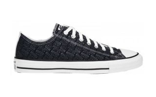 Converse CHUCK TAYLOR ALL STAR OX BLACK WHITE