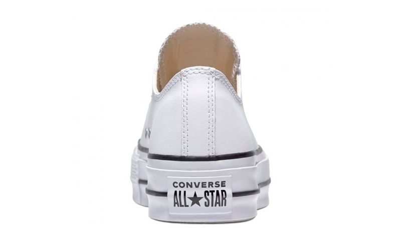 CHUCK TAYLOR ALL STAR LIFT CLEAN OX BLANCO MUJER 561680C