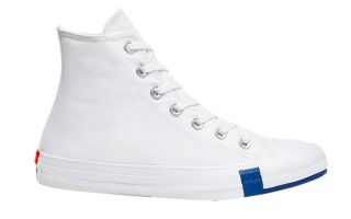 Converse CHUCK TAYLOR ALL STAR LOGO PLAY HIGH TOP BLANCO 166735C