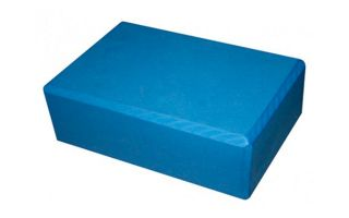 Softee BLUE YOGA BRICK