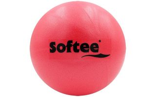 Softee BALLE PILATES SOFTEE 26CM ROUGE