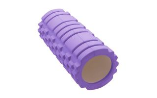 Softee MASSAGE ROLLER 60CM VIOLET