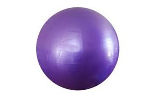 Softee GIANT PILATES BALL SOFTEE 45CM PURPLE