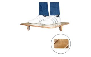 Softee TABLA DE EQUILIBRIO DOBLE SEMICIRCULOS