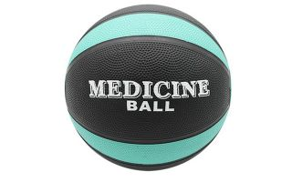 Softee MEDICINE BALL NEW 1 KG BLACK GREEN