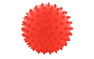 Softee MASSAGE BALL 65CM RED