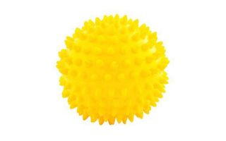 Softee MASSAGE BALL 23CM YELLOW