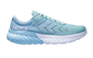 Hoka MACH 2 LIGHT BLUE WOMAN
